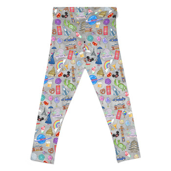 Girls' Leggings - The Epcot Experience