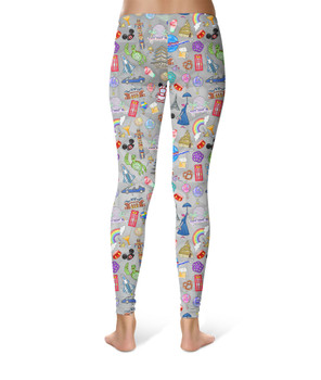 Sport Leggings - The Epcot Experience