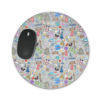 Mousepad - The Epcot Experience