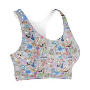 Sports Bra - The Epcot Experience
