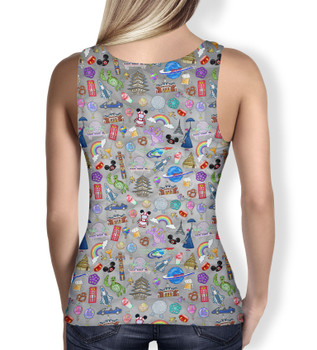 Women's Tank Top - The Epcot Experience