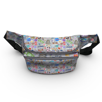 Fanny Pack - The Epcot Experience