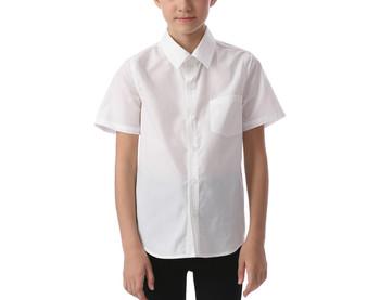 Kids' Button Down Short Sleeve Shirt