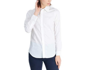Women's Button Down Long Sleeve Shirt