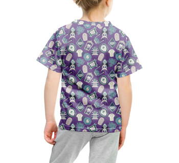 Youth Cotton Blend T-Shirt - Tomb Sweet Tomb