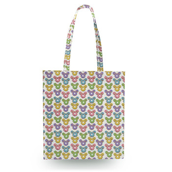 **LIMITED RELEASE** Canvas Tote Bag - Satisfactual Sign Co's Delightful Donuts
