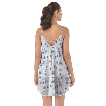Beach Cover Up Dress - Chez Remy