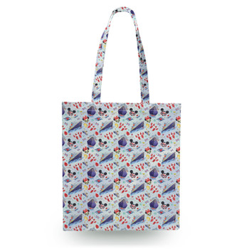 Canvas Tote Bag - Cruise Disney Style