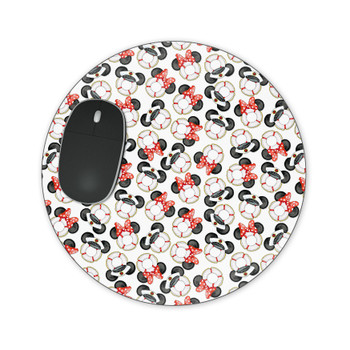 Mousepad - Gone Overboard In White