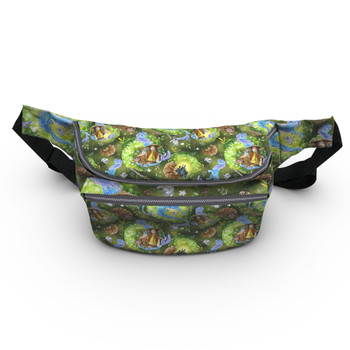 Fanny Pack - Raya And Her Dragon