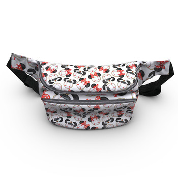 Fanny Pack - Gone Overboard In White