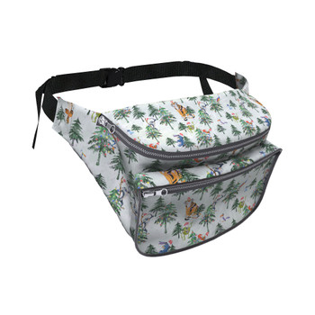 Fanny Pack - Christmas Disney Forest