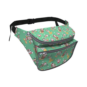 Fanny Pack - Merry Mickey Christmas