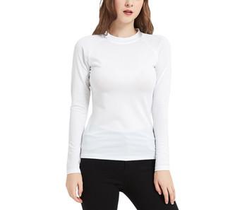 Women's Long Sleeve Rash Guard Top