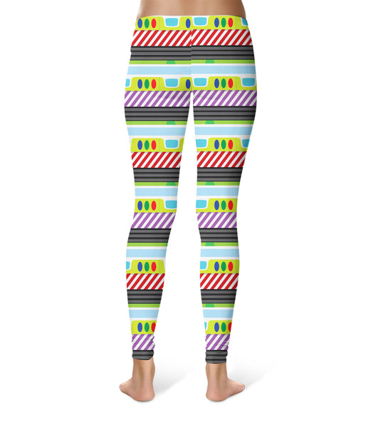 Sport Leggings - Buzz Lightyear