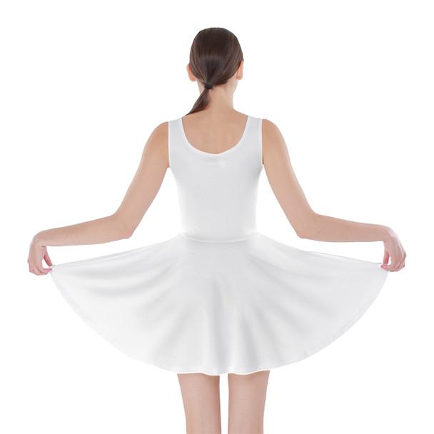 Sleeveless Skater Dress