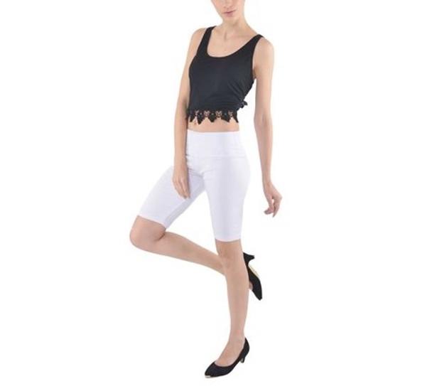 Cropped Yoga Leggings
