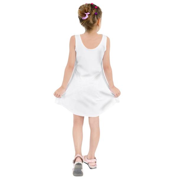 Kids Sleeveless Dress