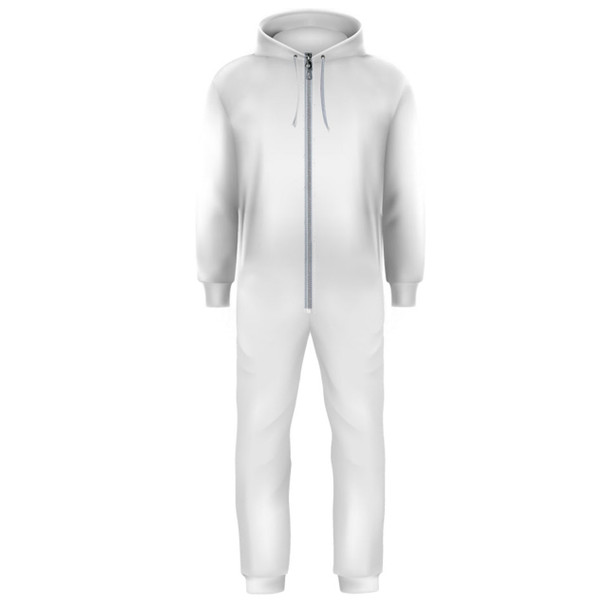 Men's Hooded Jumpsuit