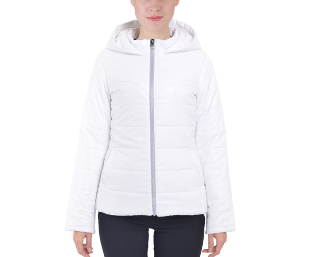 Women's Hooded Puffer Jacket