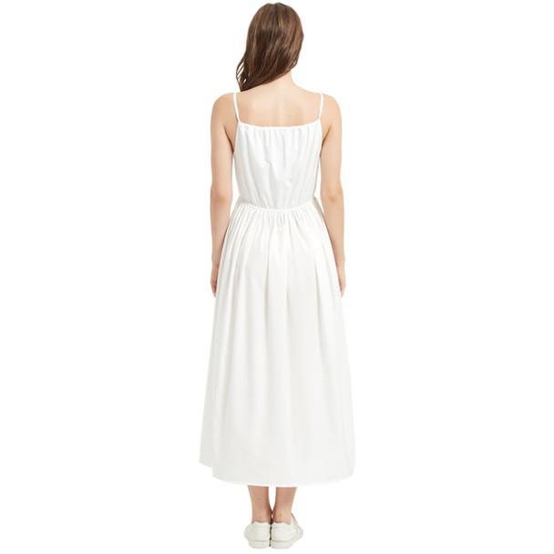 Strappy Summer Maxi Dress