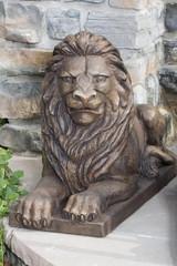 Laydown Lion Left 20 inch