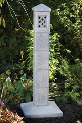 Pagoda Path Lamp 48 inch