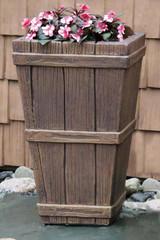 Square Castaway Planter 31 inch