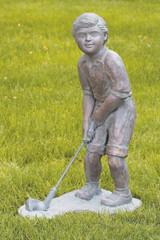 Golfer Boy 30 inch