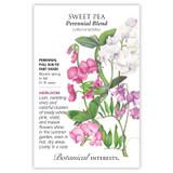 Perennial Blend Sweet Pea Seeds Heirloom