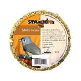 Multi-Grain Stack'Ms Seed Cake - 7 oz
