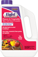Eight® Flower & Vegetable Soil Insect Granules - 3 lb