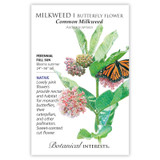 Common Milkweed/Butterfly Flower Seeds Native