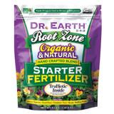 Dr Earth Root Zone Starter Fertilizer - 4 lb