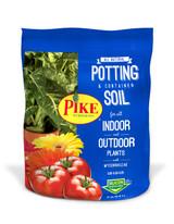 Pike All Natural Potting Mix - 8 Qt