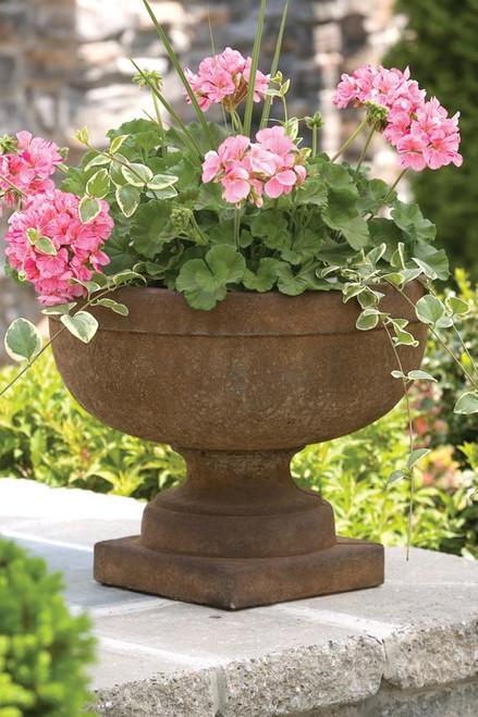 Planter Band Urn 15 inch