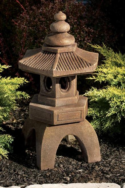 Bamboo Pagoda 27 inch