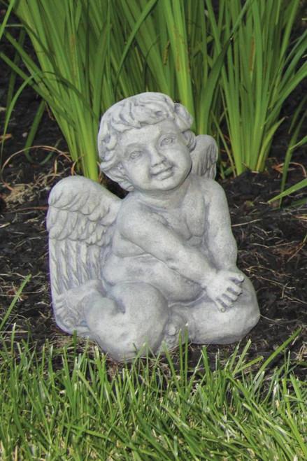 Angel Ella Sitting 10 inch