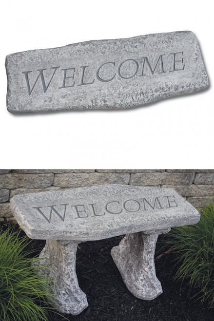 Bench Welcome