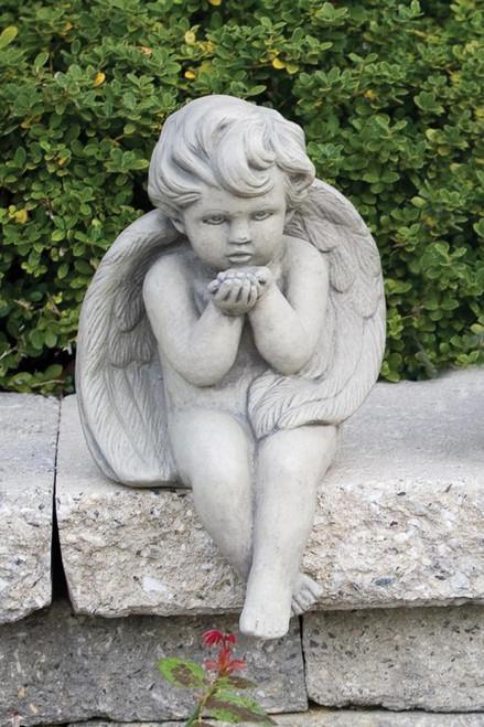 Angel Blowing Kiss