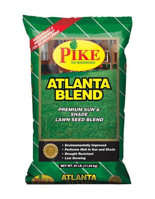 Pike Atlanta Blend Fescue Seed - 25 Lb