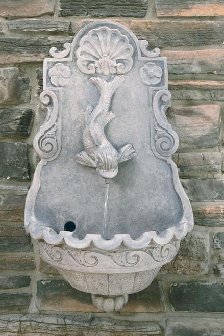Fish Wall Fountain