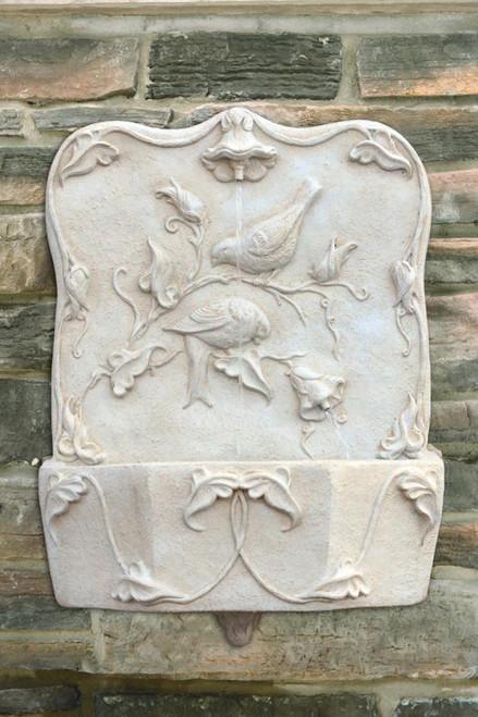 Finch Wall Fountain