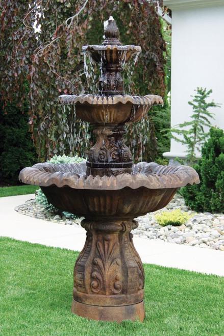Calabria Fountain 79 inch