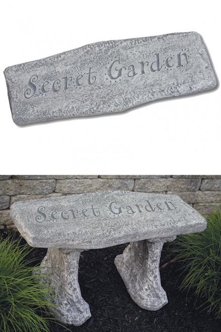 Bench Secret Garden