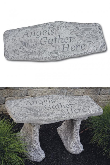 Bench Angels Gather Here