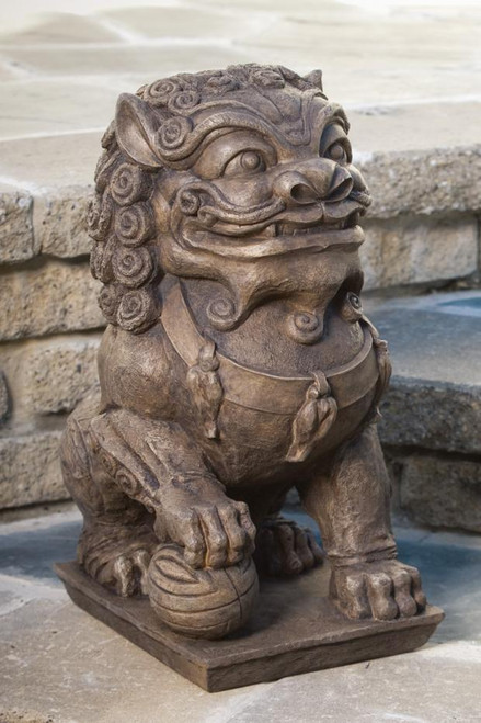 Foo Dog Right Large 20 inch