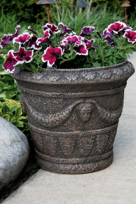 Rondel Planter Round 15 inch