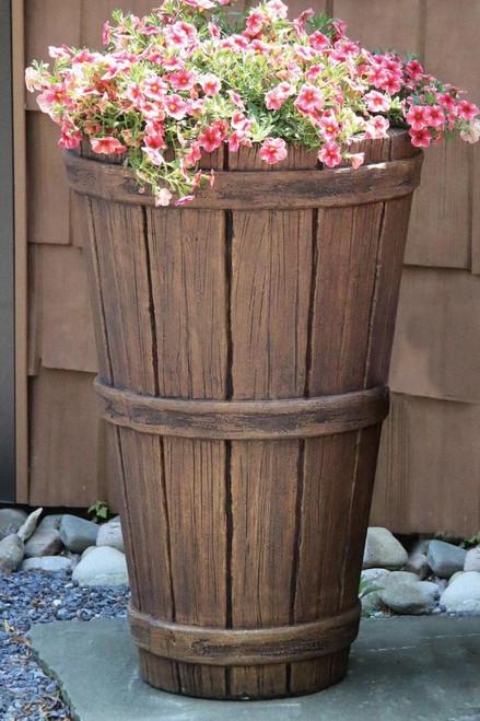 Castaway Planter Round 31 inch