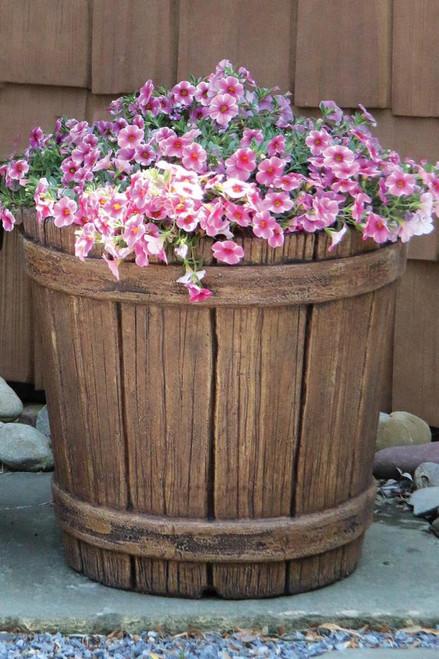 Castaway Planter Round 18 inch